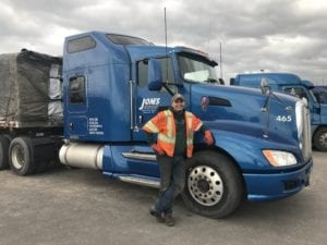 Training - Jones Brothers Trucking